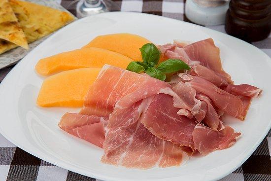 Recetto, Italie : Prosc.melone