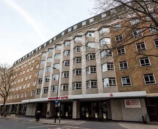President Hotel Bewertungen Fotos Amp Preisvergleich London