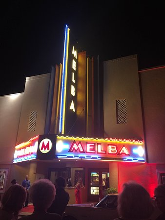 Neon lighting - historic Melba Batesville, Arkansas