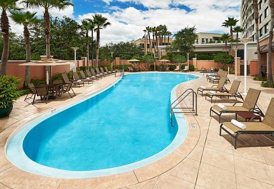 Lake Mary, Floride : Outdoor Pool