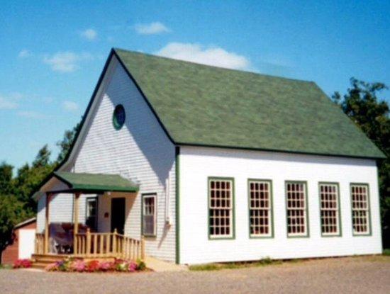 Cape George Heritage School Museum