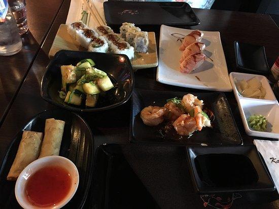 Hengelo, Países Baixos: Superverse en lekkere gerechten bij Kami Sushi! 👍🏼