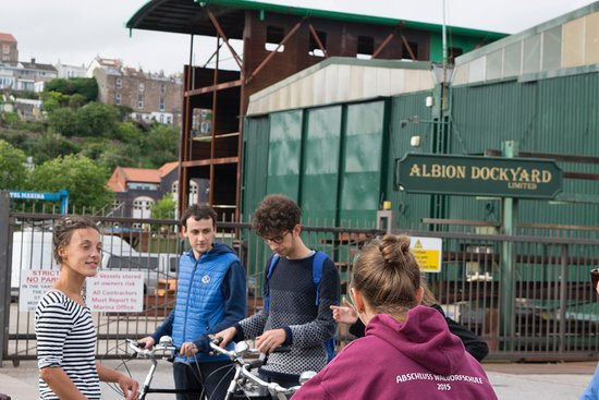 Cycle the City: Hire a bike on your own or join a group!