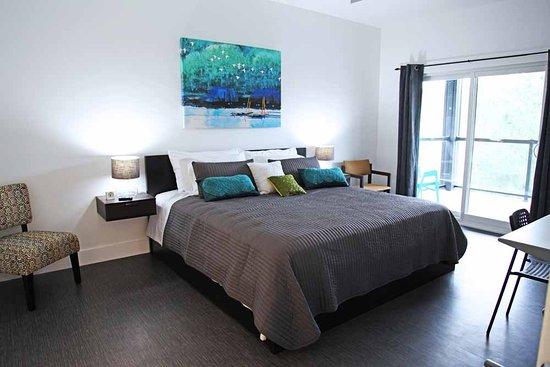 St. Catharines, Kanada: Modern suites