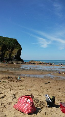 Llangrannog, UK: 20160816_132646_large.jpg