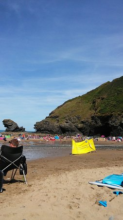 Llangrannog, UK: 20160816_132654_large.jpg