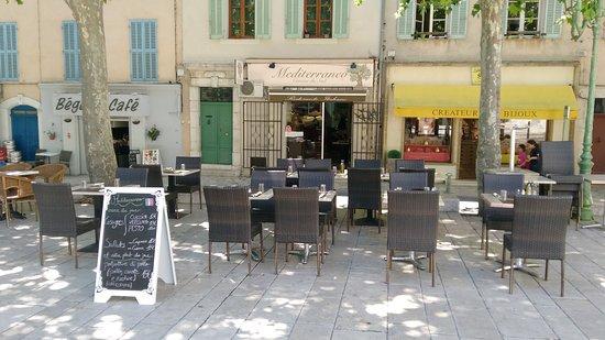 Le Beausset, Francja: Mediterraneo