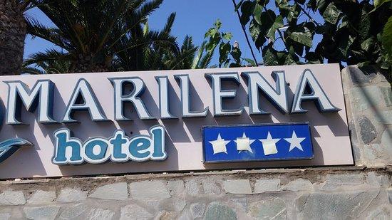 Amoudara, اليونان: Гости отеля оценили реальную звездность отеля.