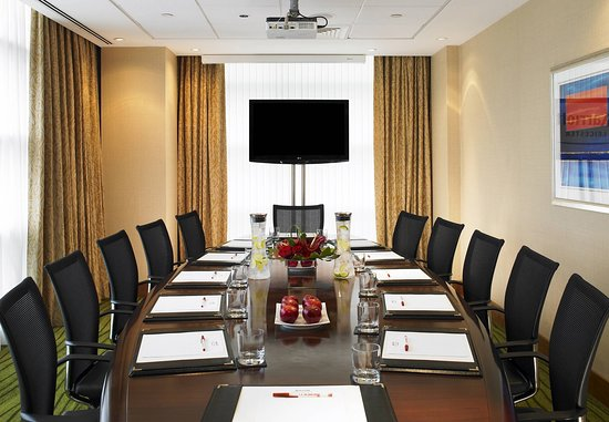 Enderby, UK: Boardroom