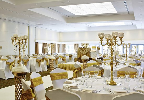 Enderby, UK: Grove Suite - Asian Wedding