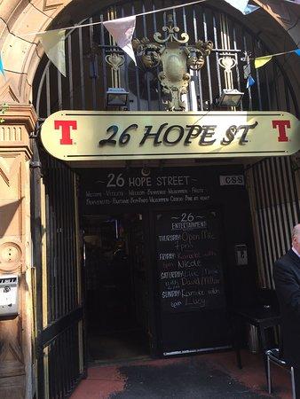 26 Hope St.