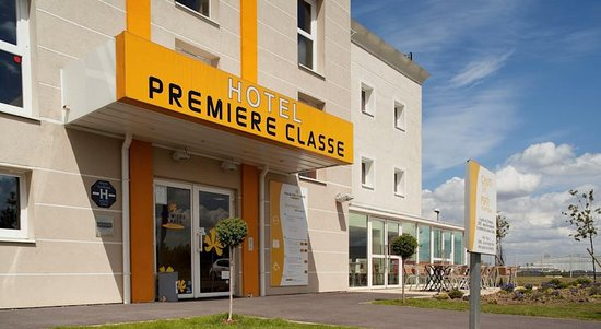 Premiere Classe Maubeuge - Feignies