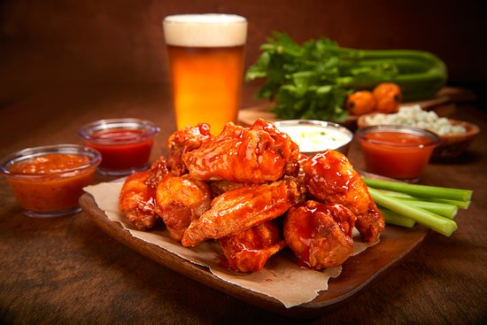 Duffy's Sports Grill: Wings