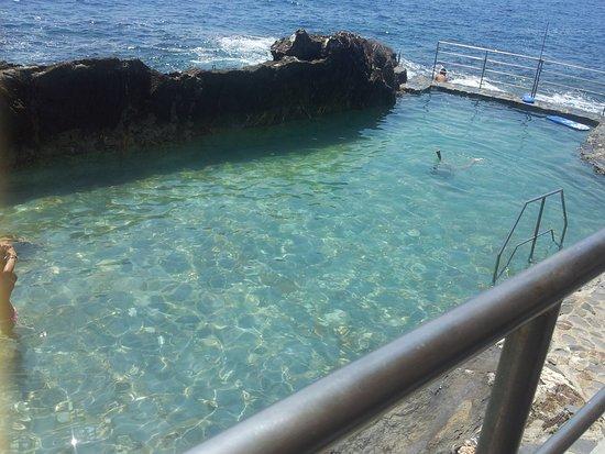 Piscinetta naturale foto di bagni medusa genova tripadvisor