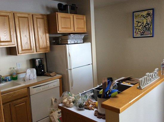 Vashon, WA: Kitchen