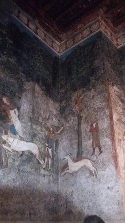 Fresque dans la chambre du cerf photo de palais des papes avignon tripadvisor - Chambre de commerce d avignon ...