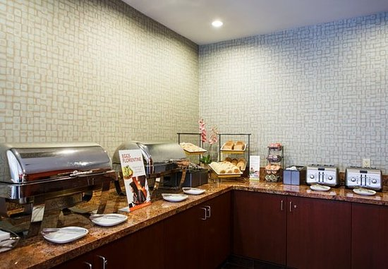 La Mirada, Kalifornien: Breakfast Buffet