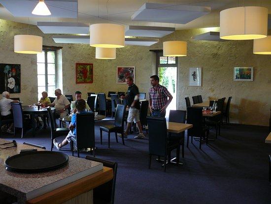 Castelnaud de Gratecambe, Francja: Inside !