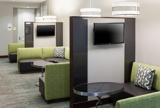 Residence Inn Houston West/Energy Corridor: Lounge Area