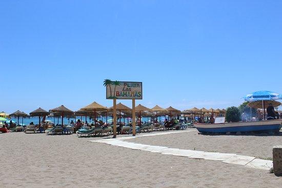 chiringuito la playa torremolinos
