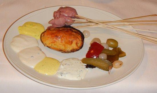 Restaurant du Leman: Bon appétit