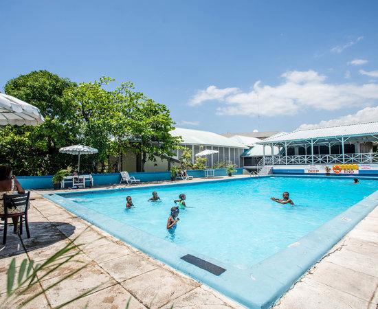 Liguanea Club, hoteles en Kingston