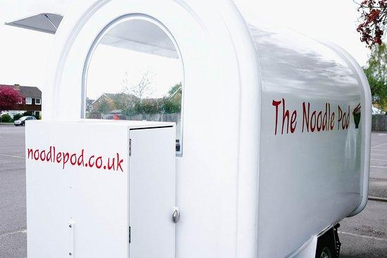 Walton-On-Thames, UK: The Noodle Pod
