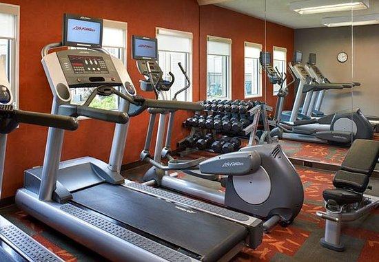 Warren, ميتشجان: Fitness Center