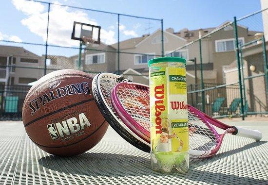 Warren, ميتشجان: Sport Court®