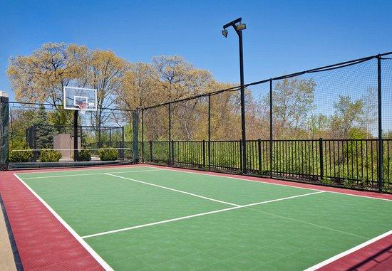 Norwood, MA: Sport Court