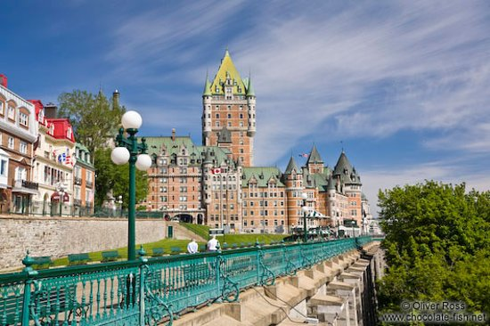 Photo of Hotel Terrasse Dufferin Quebec City