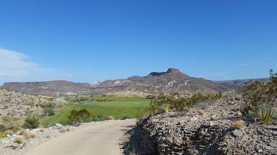 Lajitas, TX: Golf course