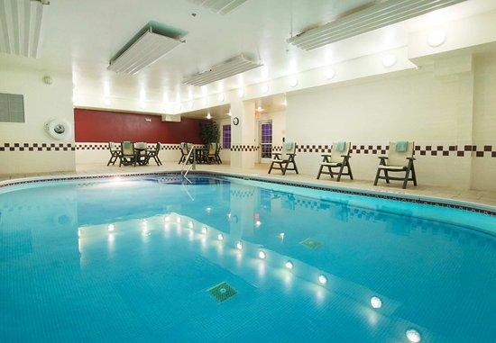 Exton, بنسيلفانيا: Indoor Pool