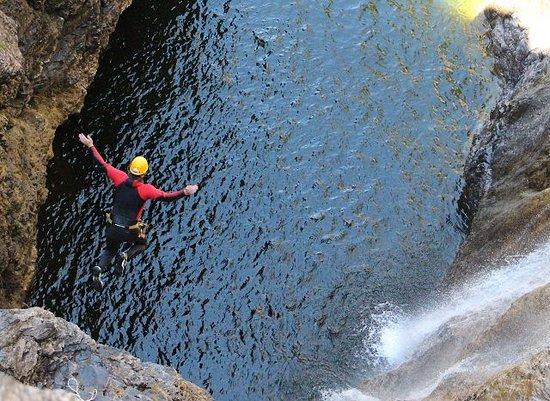 ACT Activ Canyoning Tirol