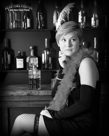 Jonesborough, TN: Roaring 20s Flappy Girl