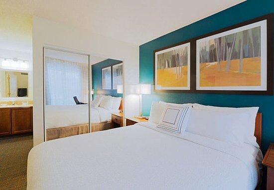 Stanhope, NJ: Two-Bedroom Suite - Bedroom