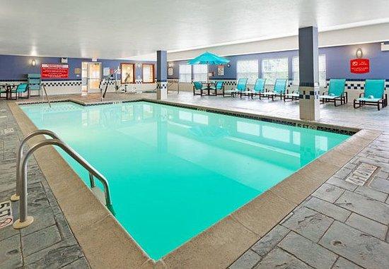 Stanhope, Нью-Джерси: Indoor Pool