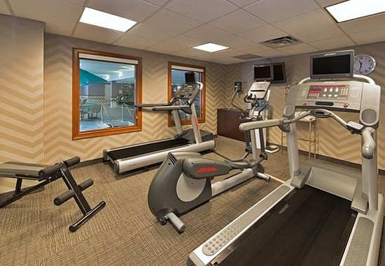 Stanhope, NJ: Fitness Center