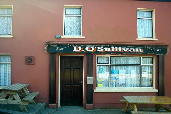 Bere Island, Irland: Dessie's