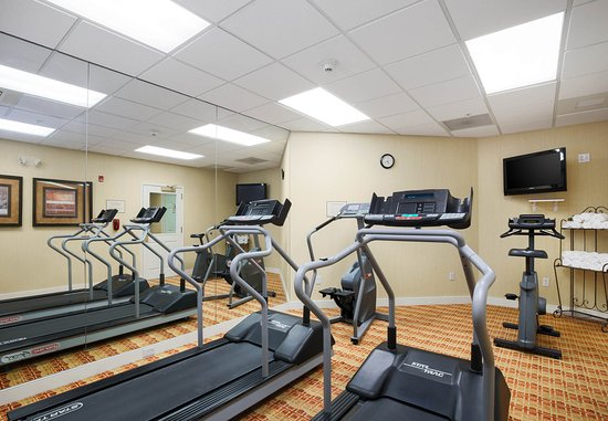 Residence Inn Albuquerque North: Fitness Center