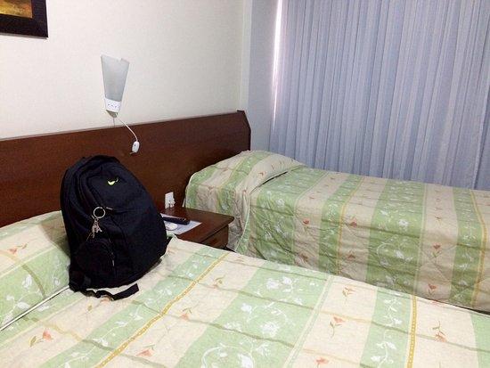 Foz Presidente Comfort: Dormitorios prolijos.