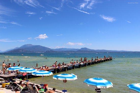 spiagge libere lago di Garda