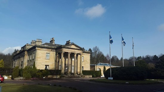 Balbirnie House: 20160313_095645_large.jpg