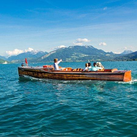 le vedette acajou photo de compagnie des bateaux du lac d 39 annecy annecy tripadvisor. Black Bedroom Furniture Sets. Home Design Ideas