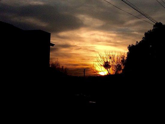 Porto Xavier, RS: Linda vista desde el hotel.