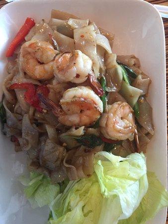Siam Bistro Thai Cuisine : Paid See Ewe