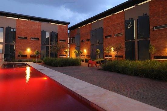 Kathu, Южная Африка: Swimming Pool