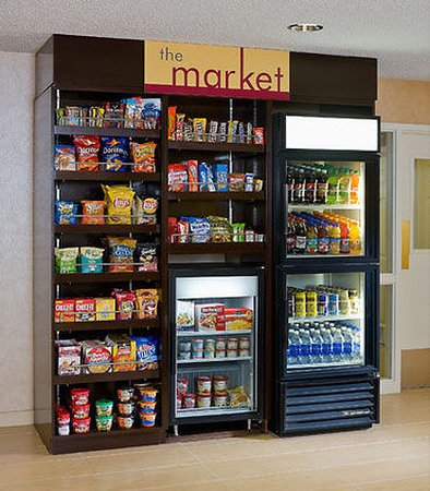 Lewisville, Τέξας: The Market