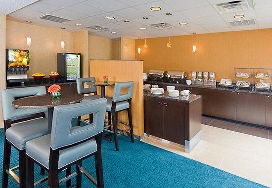 Lewisville, Τέξας: Breakfast Buffet