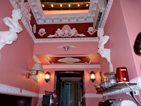 Hotel Pensione Barrett Photo